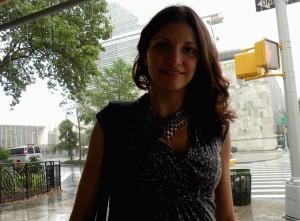 Foto Claudia per sito